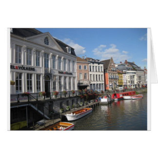 Belgium River 2 Card