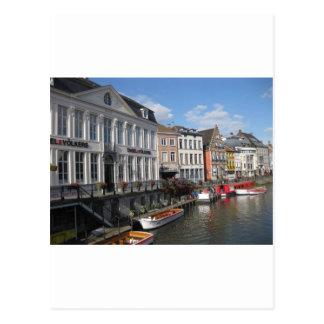 Belgium River 2 Postcard