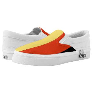 Belgium Slip-On Sneakers
