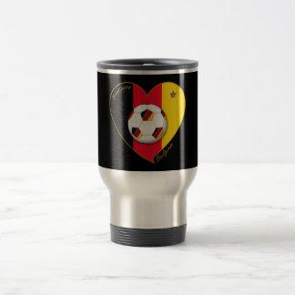 """""""BELGIUM"""" Soccer 2014 and Belgian Football Team Tazas De Café"""