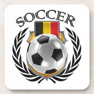 Belgium Soccer 2016 Fan Gear Coaster