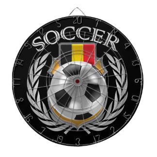 Belgium Soccer 2016 Fan Gear Dartboards