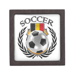 Belgium Soccer 2016 Fan Gear Gift Box