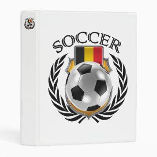 Belgium Soccer 2016 Fan Gear Mini Binder