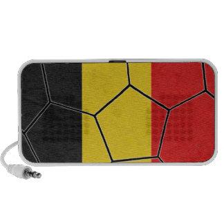 Belgium Soccer Doodle Speaker