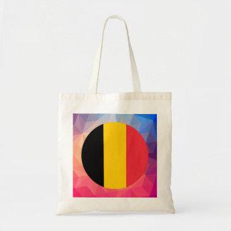 Belgium Souvenir Budget Tote Bag