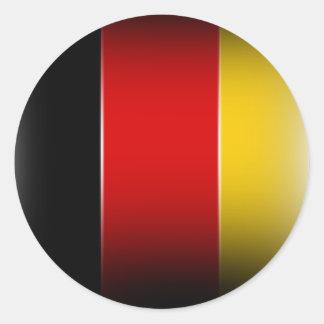 Belgium Sticker