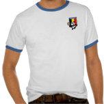 Belgium Tennis Panda Tee Shirts