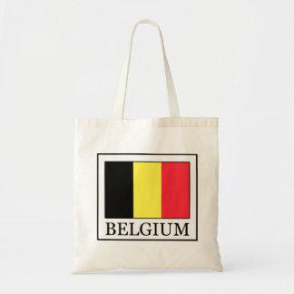 Belgium tote bag