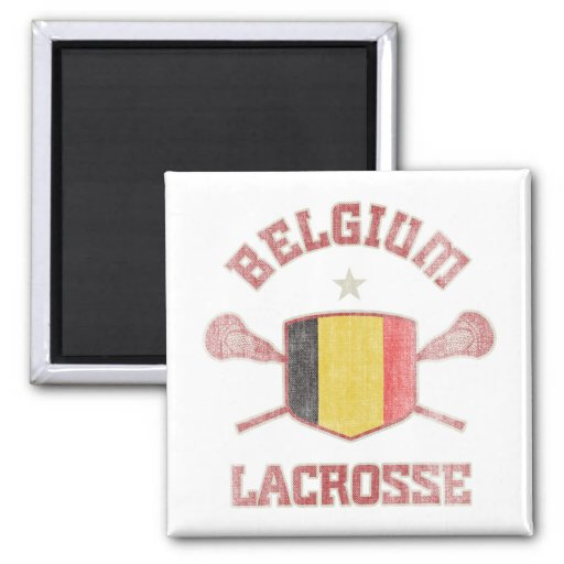 Belgium-Vintage Magnet