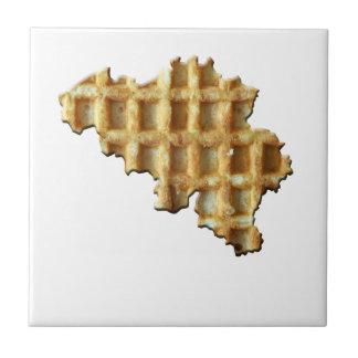 Belgium wafelland tile