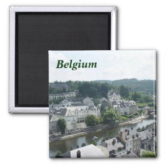 Belgiuma Bouilon castle magnet