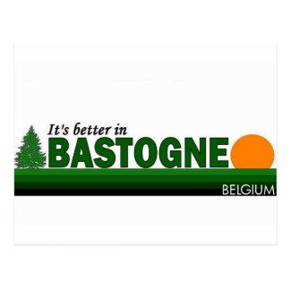 belgiumbastognebttr postcard
