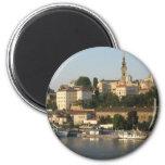 Belgrade 2 Inch Round Magnet