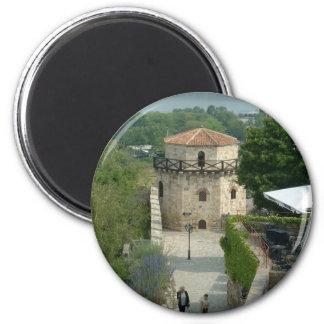 Belgrade Castle Fridge Magnets