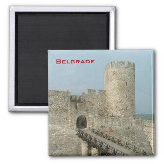 Belgrade Castle Refrigerator Magnet