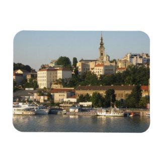 Belgrade Rectangle Magnets