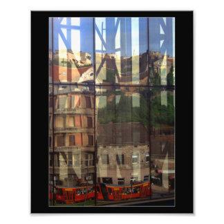 Belgrade Reflections 1 Photographic Print