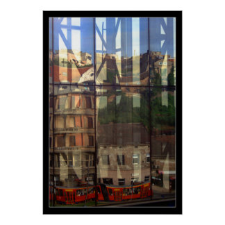 Belgrade Reflections 1 Poster