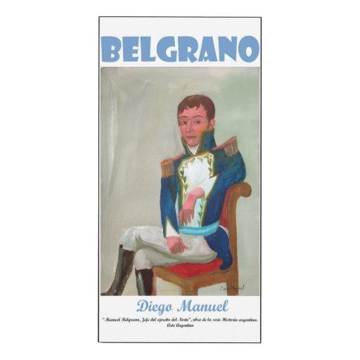 Belgrano de militar por Diego Manuel.