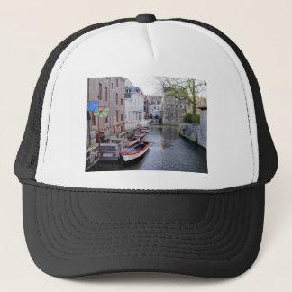 Belguim River Trucker Hat