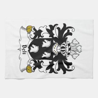 Beli Family Crest Towel