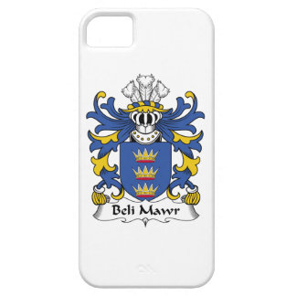 Beli Mawr Family Crest iPhone 5 Cover