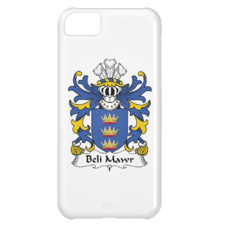 Beli Mawr Family Crest Case For iPhone 5C