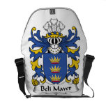 Beli Mawr Family Crest Courier Bags