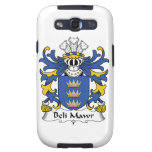 Beli Mawr Family Crest Galaxy SIII Cover