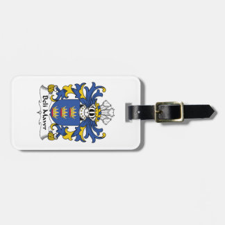 Beli Mawr Family Crest Tags For Bags