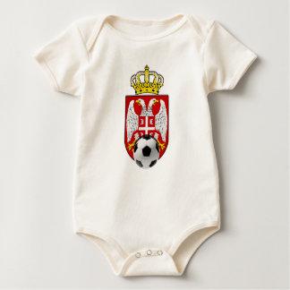 Beli Orlovi White Eagles Serbia Srbija soccer Baby Bodysuits