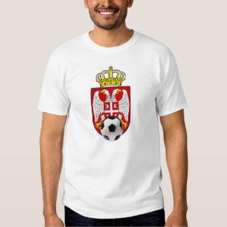 Beli Orlovi White Eagles Serbia Srbija soccer Tshirt