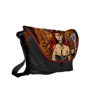 Belial's Servant Courier Bags