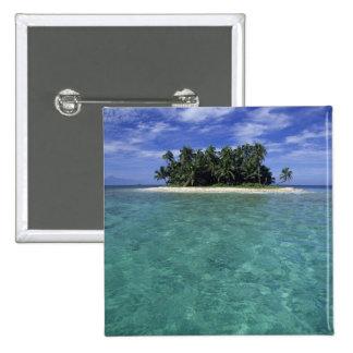 Belice, barrera de arrecifes, isla innomada o isle pin cuadrado