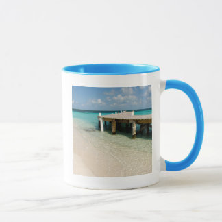 Belice, mar del Caribe, Goff Caye. Una pequeña
