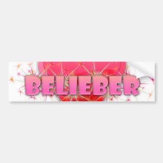 Belieber Bumper Sticker