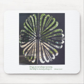 Belief Gate Mouse Pad