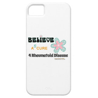 Belief in a cure iPhone SE/5/5s case