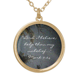 Belief Necklace
