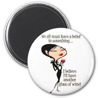 Beliefs Magnet