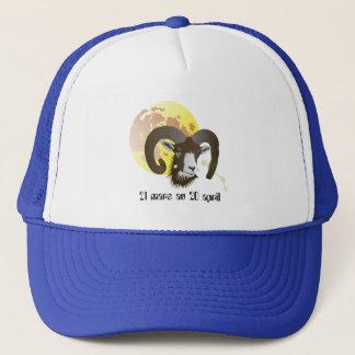 Bélier 21 Mars outer 20 avril Casquettes Trucker Hat