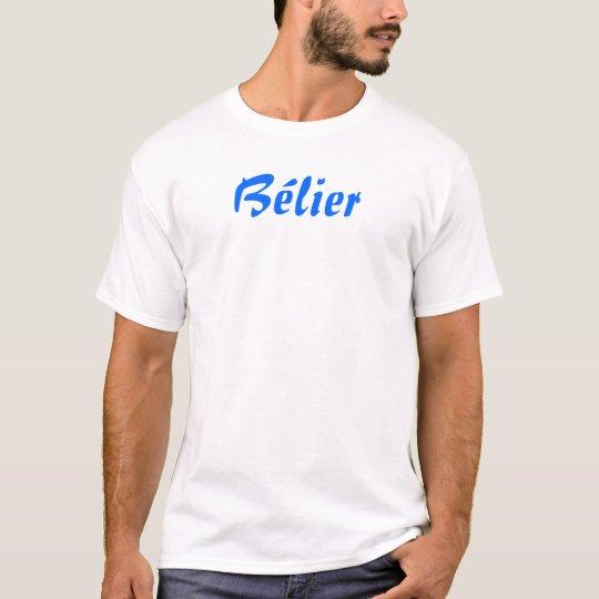 Belier (aries en francés) playera