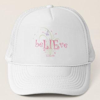 beLIEve 6.25.09 spring Trucker Hat