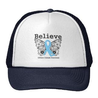 Believe - Addison Disease Trucker Hat