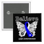 Believe ALS Awareness Pins
