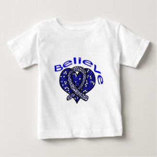 Believe ALS Disease T-shirt