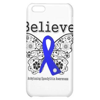 Believe Ankylosing Spondylitis iPhone 5C Case