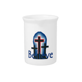 Believe Beverage Pitcher