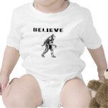 Believe - Bigfoot / Sasquatch Shirt